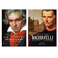 Combo Sách Người Có Tầm Ảnh Hưởng Beethoven Âm Nhạc Và Cuộc Đời + Machiavelli thumbnail