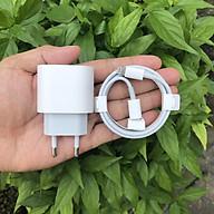 Củ Sạc Nhanh 18W Dành Cho iPhone 11Pro Kèm Cáp Sạc Nhanh 18W TypeC to Lightning thumbnail