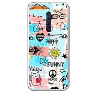 Ốp lưng dẻo cho điện thoại Oppo Reno 2 - 0126 FUNNY - Hàng Chính Hãng thumbnail