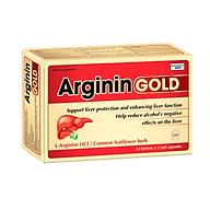 Ariginin Gold - Hộp 30 viên - Mát gan - Giải Độc Gan thumbnail