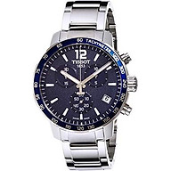 Tissot Men s T0954171104700 Quickster Blue Watch thumbnail