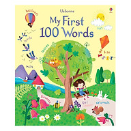 Usborne First 100 words thumbnail