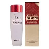Nước Hoa Hồng Chống Lão Hóa 3W Clinic Collagen Regeneration Softener (150ml) thumbnail