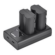 Combo pin sạc Kingma cho Fujifilm NP-W235, Hàng chính hãng thumbnail
