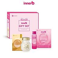 Bộ quà tặng Innerb set A Innerb Aqua Rich DoubleUp & 4 Hộp nước uống Collagen thumbnail