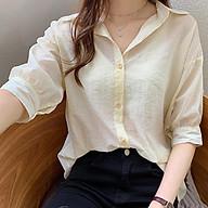 Áo sơ mi nữ công sở Hàn Quốc - Ohazo AG47 thumbnail