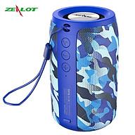 Loa bluetooth Zealot tặng kèm móc khóa chữ 5 Tech nghe nhạc không dây âm thanh siêu trầm hàng chính hãng kết nối ổn định, bluetooth 5.0 dùng cho điện thoại, laptop, PC... thumbnail