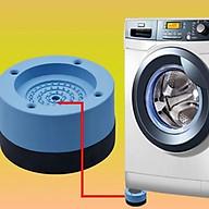 HÀNG LOẠI 1Sét 4 Đế máy giặt chống rung silicol thumbnail