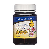 Mật Ong Manuka 500g MGO 85 5+NATURAL LIFE thumbnail