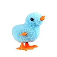 Mô hình gà bông chạy cót độc đáo - Màu ngẫu nhiên thumbnail