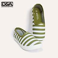 Giày trẻ em D&A EP G1936 kẻ xanh cốm thumbnail