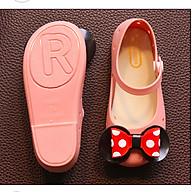 Giầy nhựa bé gái thoáng chân đi mưa mùa hè GTE01 thumbnail