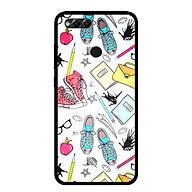 Ốp lưng cho điện thoại Huawei Honor 7X - 0208 STUDENTPAINT - Viền TPU dẻo - Hàng Chính Hãng thumbnail
