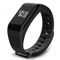 Vòng đeo tay C1 Plus thông minh (đen) thumbnail