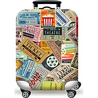 Túi bọc bảo vệ vali -Áo vỏ bọc vali - Ticket thumbnail