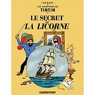 Truyện tranh Pháp - Tintin - T11 - Le Secret De La Licorne thumbnail