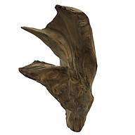 Gỗ lũa ngọc am tự nhiên phong thủy (Ma 38 Cao 31cm x 19cm x 1kg) thumbnail