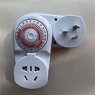 Ổ cắm hẹn giờ, định giờ bật tắt điện Kerde V1 (Tặng kèm miếng thép đa năng 11in1) thumbnail