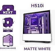 Vỏ Case Máy Tính NZXT H510i Màu Trắng Sần - Hàng Chính Hãng thumbnail