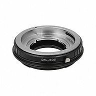 Ngàm chuyển cho Deckel Bayonet DK Canon EOS Camera thumbnail