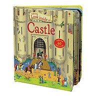 Usborne Look inside a Castle thumbnail