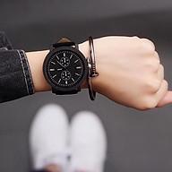 Đồng hồ unisex size to 44mm kiểu dáng thể thao sành điệu thumbnail