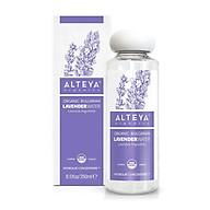 Nước Hoa Oải Hương Bulgaria Hữu Cơ Alteya Organics Ngăn Ngừa Mụn- Organic Bulgarian Lavender Water 500ml thumbnail