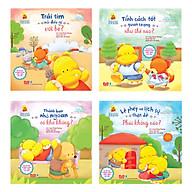 Combo Bố Dạy Con Khỏe, Mẹ Dạy Con Ngoan (4 Tập) thumbnail