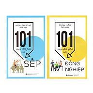 Combo Mẹo Hay Nơi Công Sở 101 Mẹo Đối Phó Với Sếp + 101 Mẹo Đối Phó Với Đồng Nghiệp thumbnail