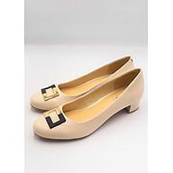 Giày cao gót công sở da mềm - 0YBT001 thumbnail
