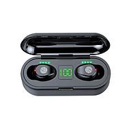 Tai Nghe Bluetooth Cảm Ứng Không Dây Chống nước True wireless V5.0 TWS-9B thumbnail