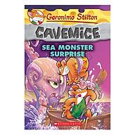 Geronimo Stilton Cavemice 11 Sea Monster Surprise thumbnail