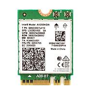 Card Wifi Intel-6 AX200 khe M2 có Bluetooth - Hàng nhập khẩu thumbnail