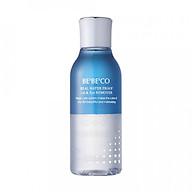Nước tẩy trang vùng mắt và môi BEBECO Hàn Quốc REAL WATER PROOF LIP & EYE REMOVE 200ml thumbnail