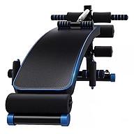 Ghế tập gym khung thép, ghế thể dục mẫu mới ZL02 đa chức năng tại nhà. thumbnail