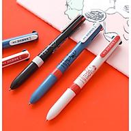 Bút 4 ngòi Kawai M&G- màu mực đỏ, đen, xanh dương, xanh lá-SBP80603-1 cây thumbnail