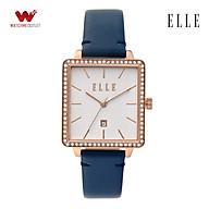 Đồng hồ Nữ Elle dây da 30mm - ELL21024 thumbnail