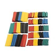 Bộ 280 Ống gen co nhiệt cách điện nhiều màu đủ size thumbnail