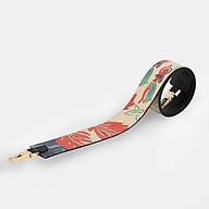 Dây đeo túi xách in họa tiết Pina Colada by Chautfifth thumbnail