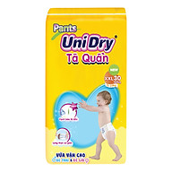 Tã Quần UniDry Gói Cực Đại XXL30 (30 Miếng) thumbnail
