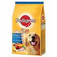 Đồ Ăn Cho Chó Vị Gà Và Các Loại Rau Củ Pedigree Dạng Túi 1.5kg thumbnail
