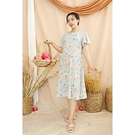 Đầm bầu mặc hè hàng thiết kế n346 thumbnail