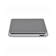 USB3.0 Suction Blu-ray Drive External Optical-drive Portable DVD Driver for Windows IOS White thumbnail