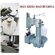 Máy may bao tải, phông bạt GK9-2 nhỏ gọn chuyên dụng 130W dùng điện 220V thumbnail