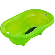 Chậu Tắm Top Rotho-Babydesign - Translucent Lime thumbnail