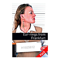 Oxford Bookworms Library (3 Ed.) 2 Ear-Rings From Frankfurt Audio CD Pack thumbnail