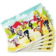 Bao Sách Nylon In Hình - Mẫu 5 - Naruto thumbnail