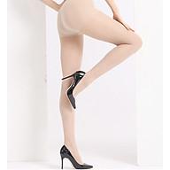 Core-Spun Silk Bottoming Stockings Pantyhose QYPF084 thumbnail
