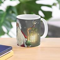 Cốc ly sứ in hình Ông già Noel Santa thumbnail