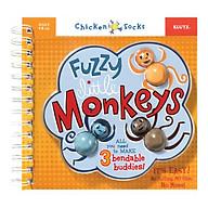 Klutz Fuzzy Little Monkeys thumbnail